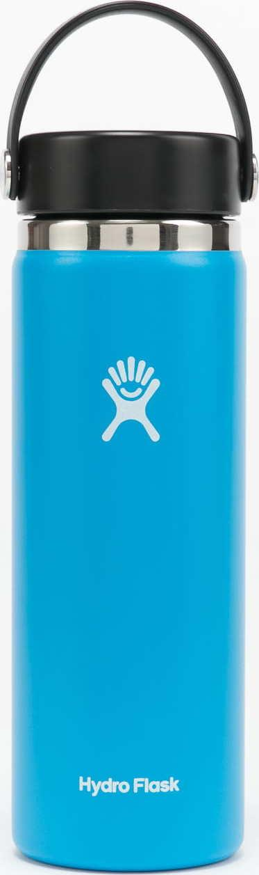 Hydro Flask Wide Mouth 2.0 Flex Cap modrá