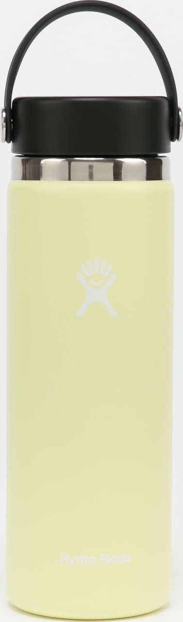 Hydro Flask Wide Flex Cap (591ml) světle žlutá