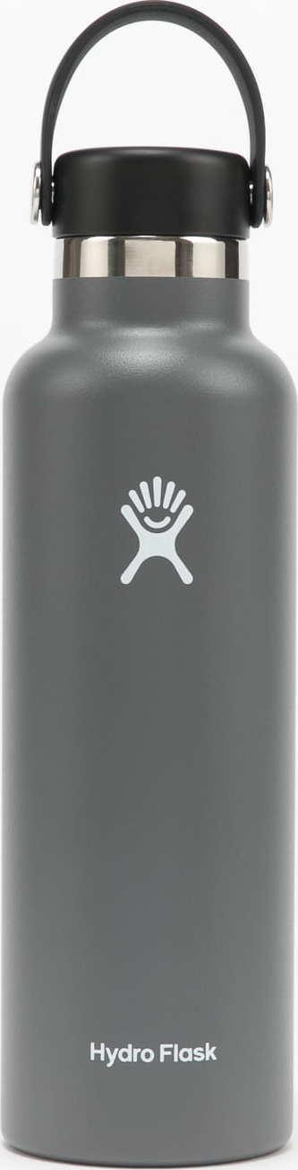 Hydro Flask Standard Mouth Flex Cap (621ml) tmavě šedá