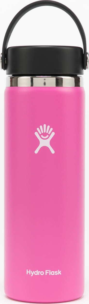 Hydro Flask Wide Flex Cap (591ml) tmavě růžová