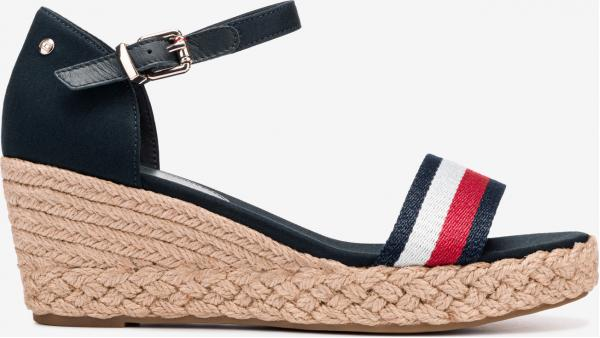 Shimmery Ribbon Klínová obuv Tommy Hilfiger