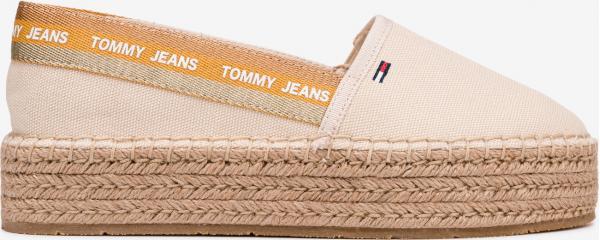 Flatform Espadrilky Tommy Jeans