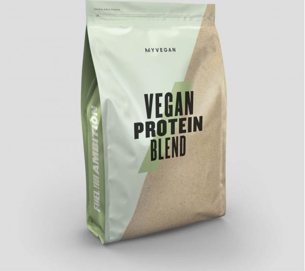 Myvegan  Veganská proteinová směs - 500g - Banán