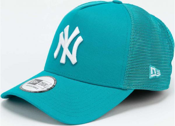 New Era 940K AF Trucker MLB Tonal NY tyrkysová / bílá YOUTH (54 - 56 cm)