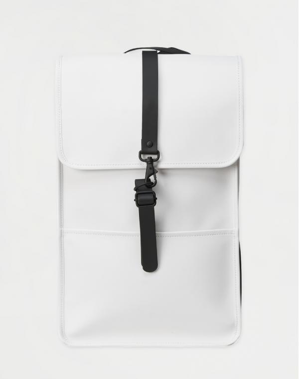 Rains Backpack 58 Off White