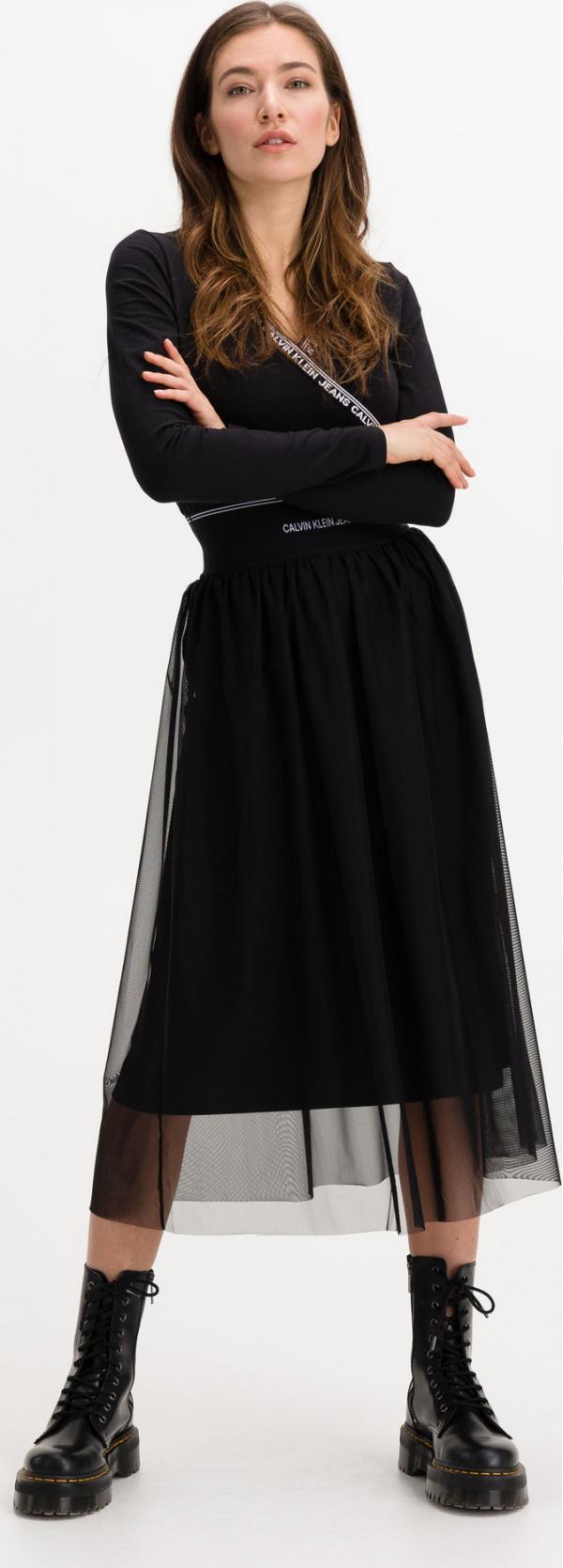Logo Sukně Calvin Klein