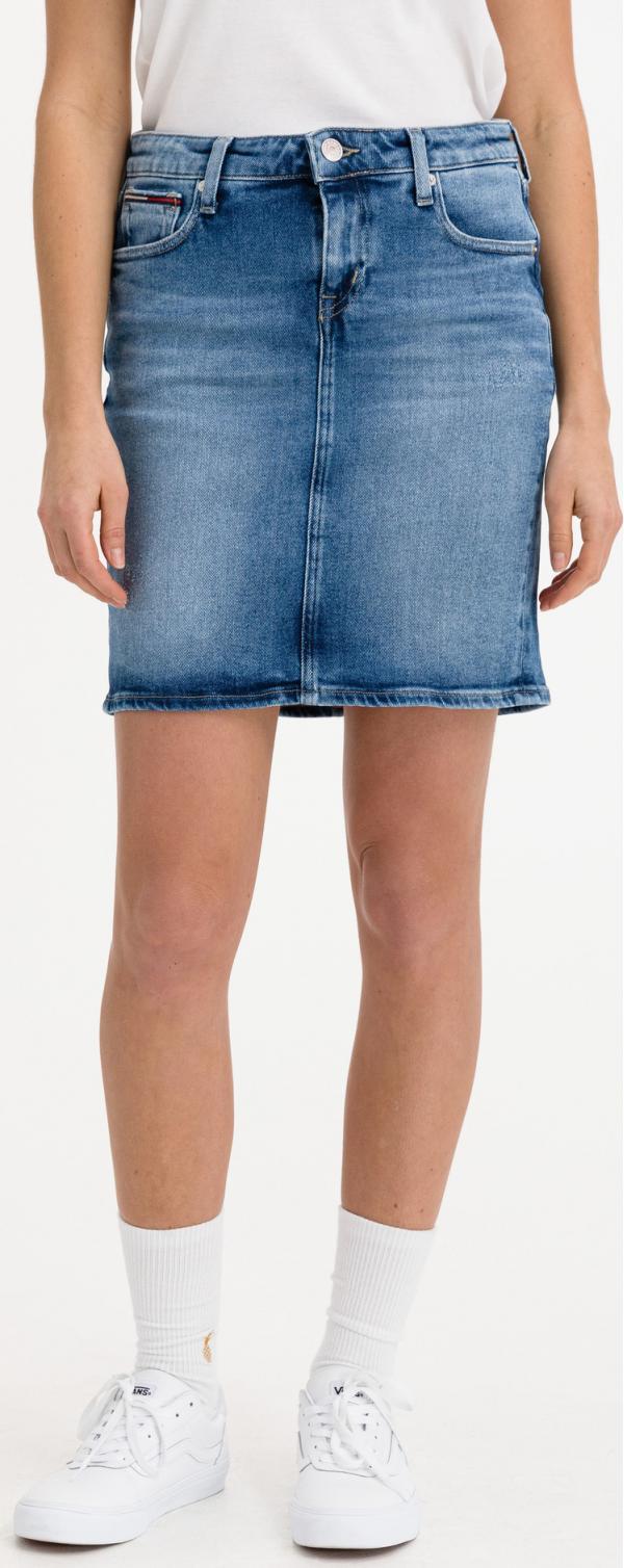 Classic Denim Sukně Tommy Jeans