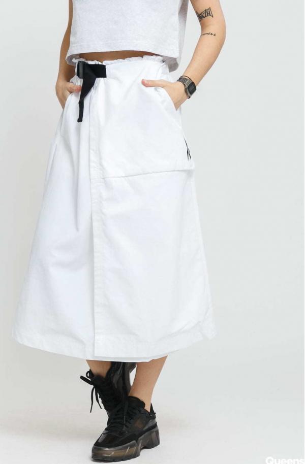 Reebok TS Fashion Layering Skirt bílá