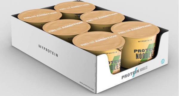 Myprotein  Proteinové nudle v kelímku - 6 x 65g - Chicken & Mushroom