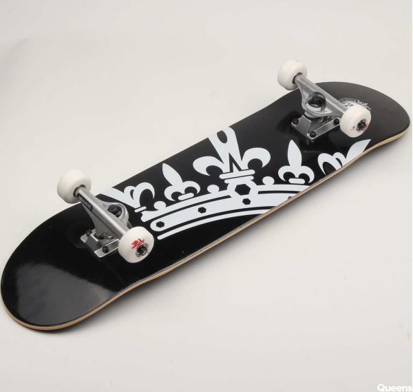 Ambassadors Komplet Skateboard White Crown II. 8.125
