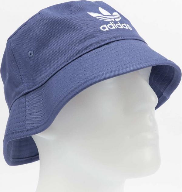 adidas Originals Bucket Hat modrý