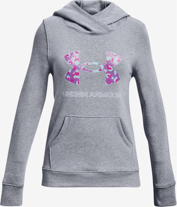 Rival Fleece Logo Mikina dětská Under Armour