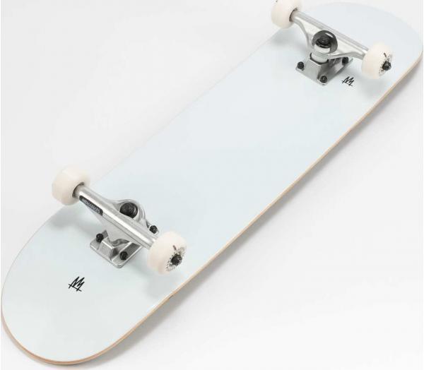 Ambassadors Komplet Skateboard Basic White bílý 8.125
