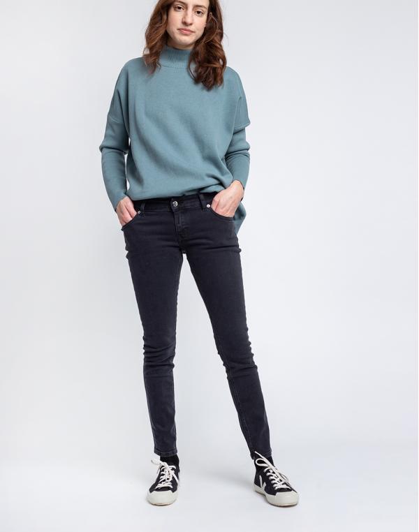 Mud Jeans Skinny Lilly Stone Black W29/L30