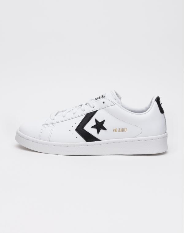 Converse Pro Leather WHITE/BLACK 37