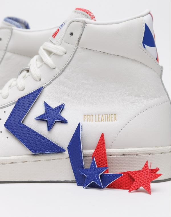 Converse Pro Leather VINTAGE WHITE/UNIVERSITY RED 41