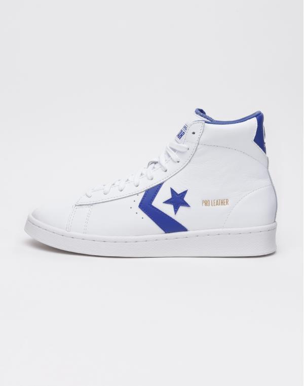 Converse Pro Leather WHITE/RUSH BLUE/WHITE 42