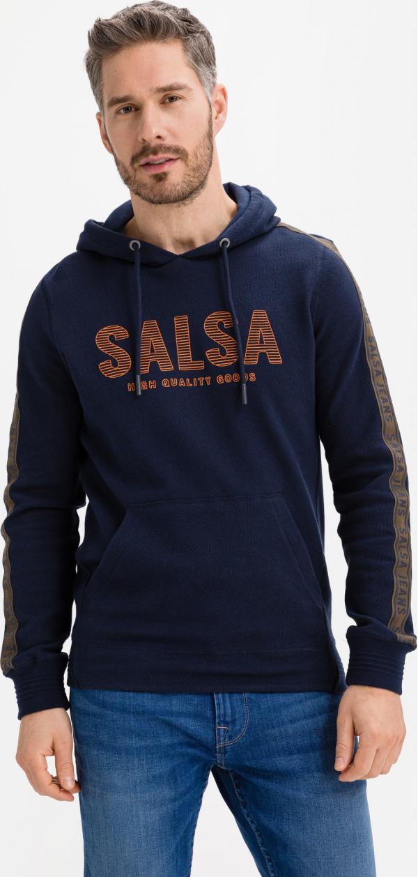 Los Angeles Mikina Salsa Jeans