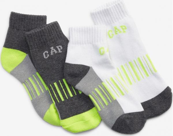 Ponožky 2 páry dětské GAP