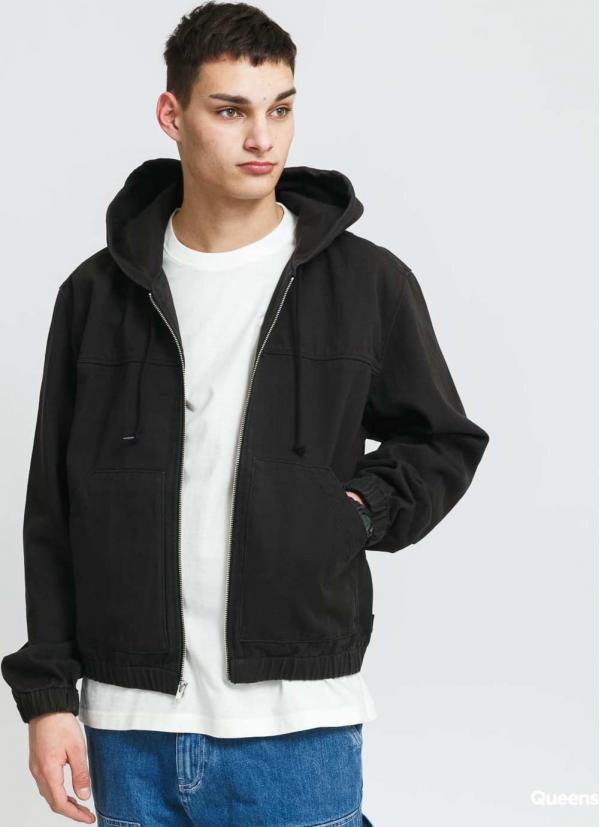 Stüssy Solid Work Jacket černá