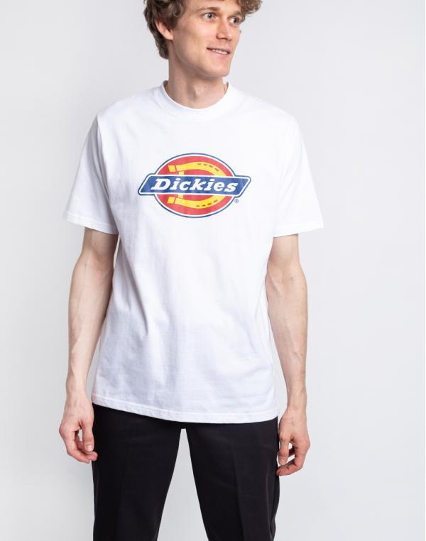 Dickies Icon Logo T-Shirt White S