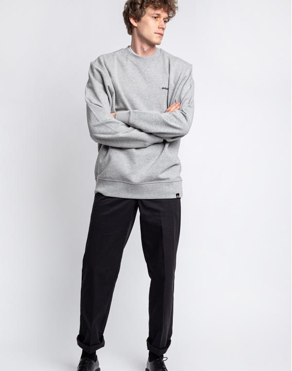 Dickies Loretto Sweatshirt Grey Melange S