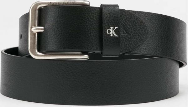CALVIN KLEIN JEANS Rounded Classic Belt 38mm černý 100 cm