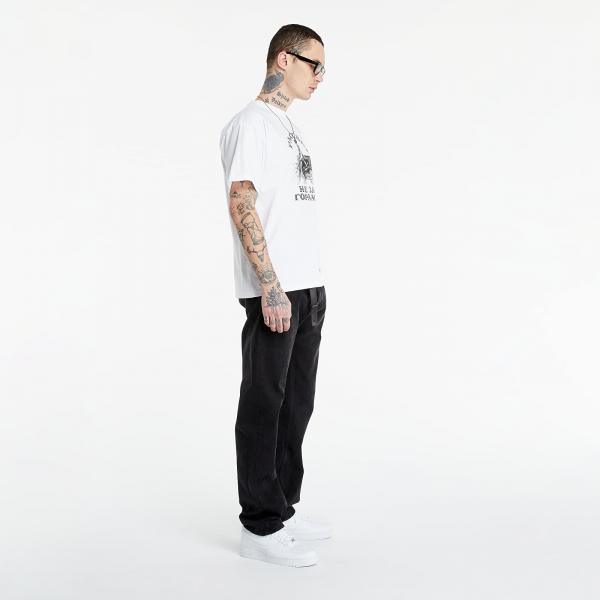 PACCBET Printed ShortSleeve T-Shirt White/ Pink/ White