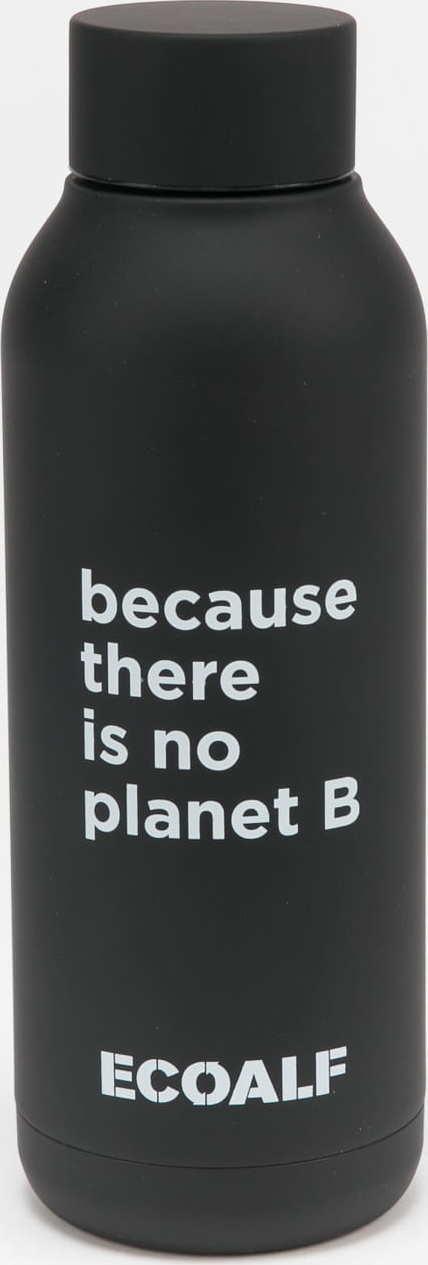 Ecoalf Bronson Stainless Steel Bottle 510ml černá