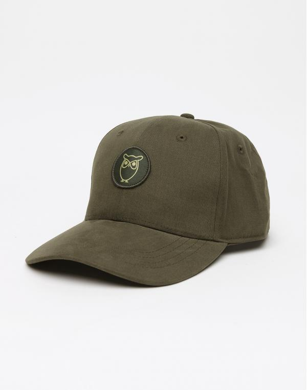 Knowledge Cotton Pacific cap 1090 Forrest Night