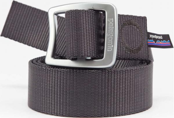 Patagonia Tech Web Belt tmavě šedý