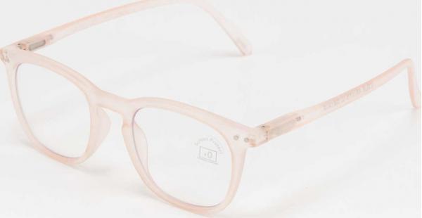 IZIPIZI Screen Protect #E světle růžové / průhledné