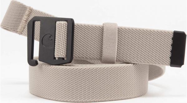 Carhartt WIP Elastic Belt světle béžový