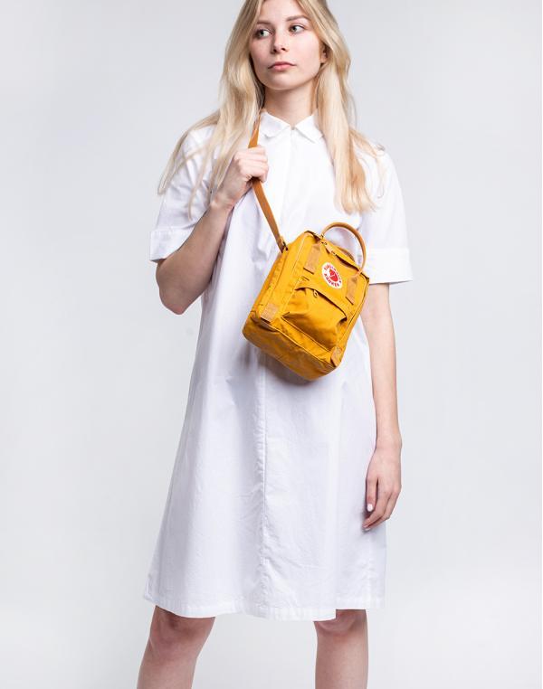 Knowledge Cotton Azalea Shirt Dress 1010 Bright White XS