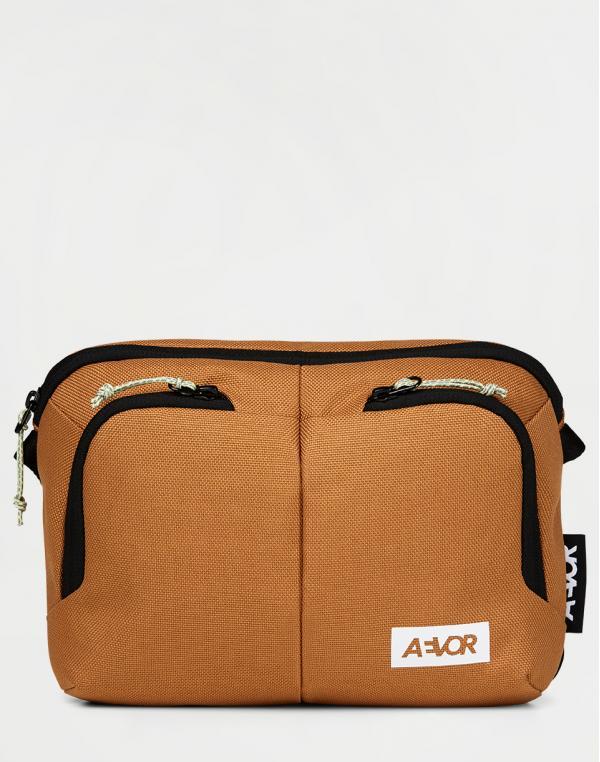 Aevor Sachoche Bag Canvas Brown