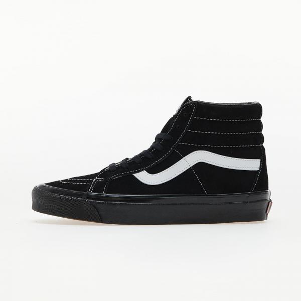 Vans Sk8-Hi 38 DX (Anaheim Factory) Og Black/ White/ Og Black
