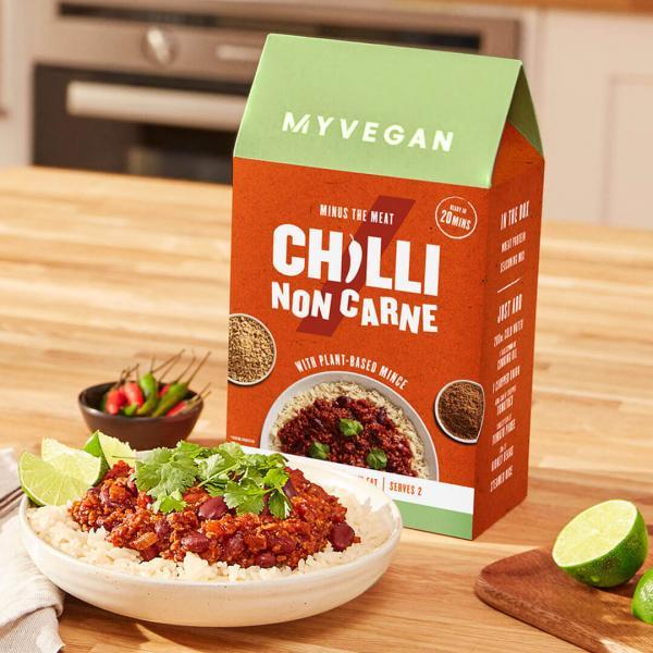 Myvegan  Veganské chilli sin carne - 118g