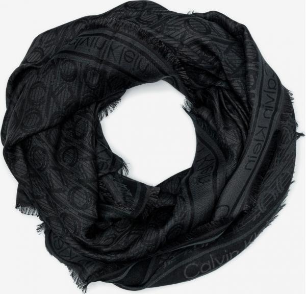 Mono Jacquard Šátek Calvin Klein