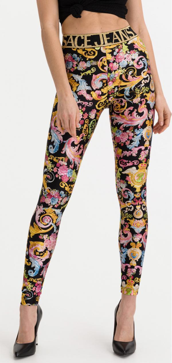 Legíny Versace Jeans Couture