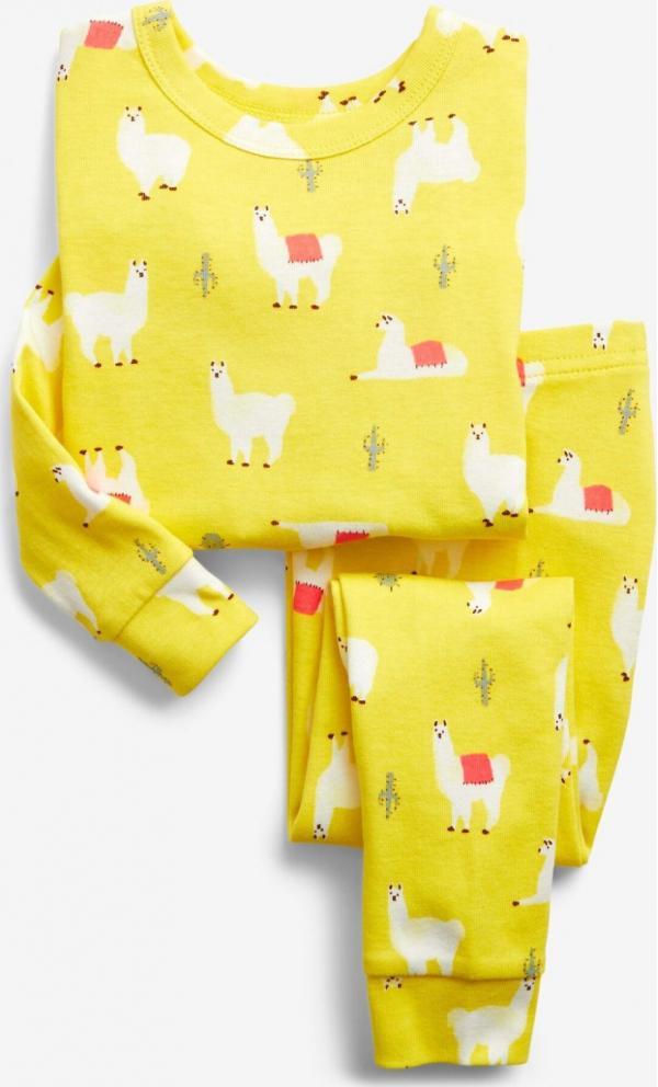 TG AO Llama Pyžamo dětské GAP