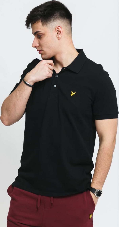 Lyle & Scott Polo Shirt černé