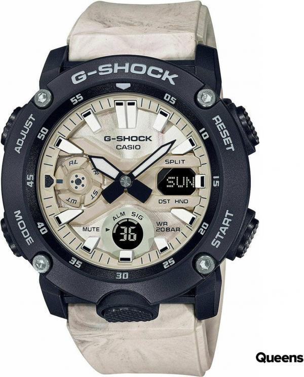 """Casio G-Shock GA 2000WM-1AER """"Carbon Core Guard Marble Series"""