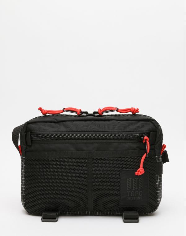 Topo Designs Block Bag Black