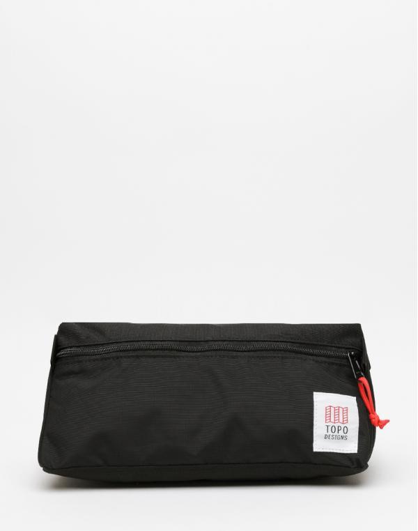 Topo Designs Dopp Kit Black/Black