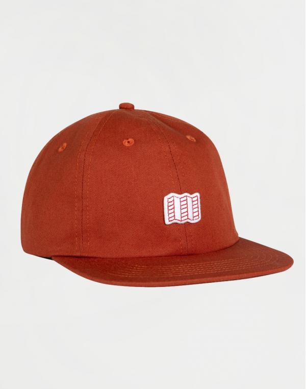 Topo Designs Mini Map Hat Clay