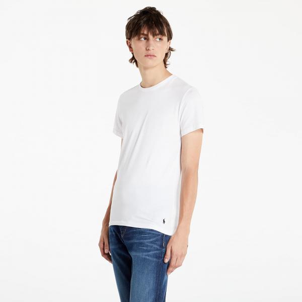 Polo Ralph Lauren 2-Pack Short Sleeve Crew White