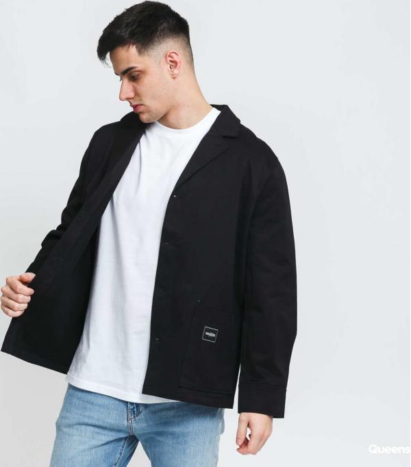 Wasted Paris Worker Jacket černá