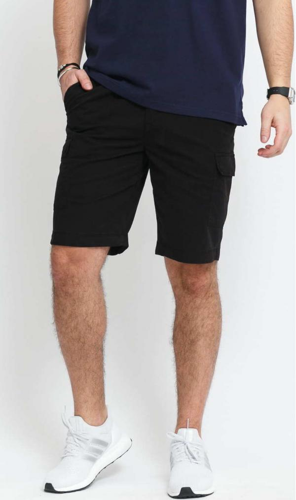 Lyle & Scott Cargo Shorts černé 36