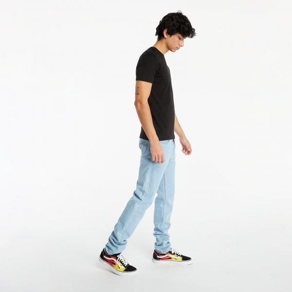 Calvin Klein Jeans Micro Branding Essential Shortsleeve Tee Ck Black