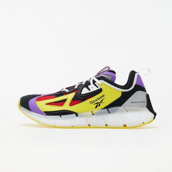 Reebok Zig Kinetica Concept Pigment Purple/ Bright Yellow/ Black